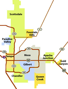 Gold Canyon and East Phoenix Arizona Real Estate