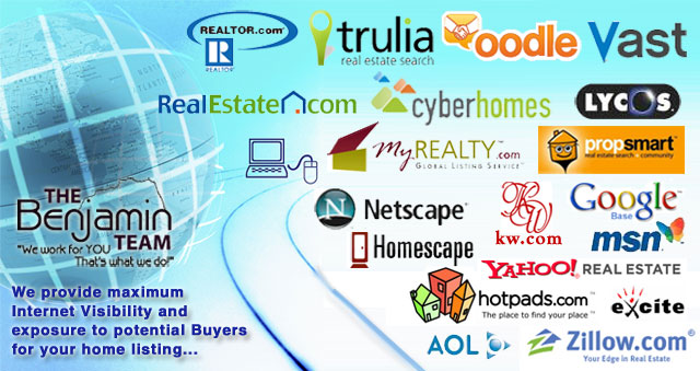 Internet Helps Sell Homes